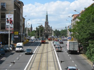 plac Zwycięstwa w Szczecinie