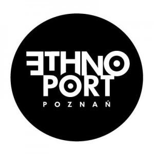 Logo Festiwalu Ethno Port Poznań