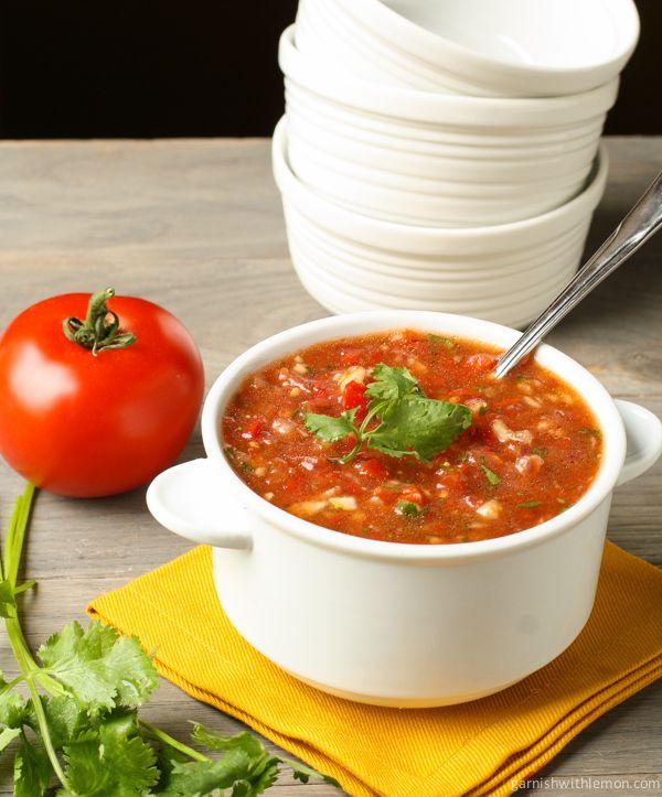 Gazpacho (żródło: pinterest)