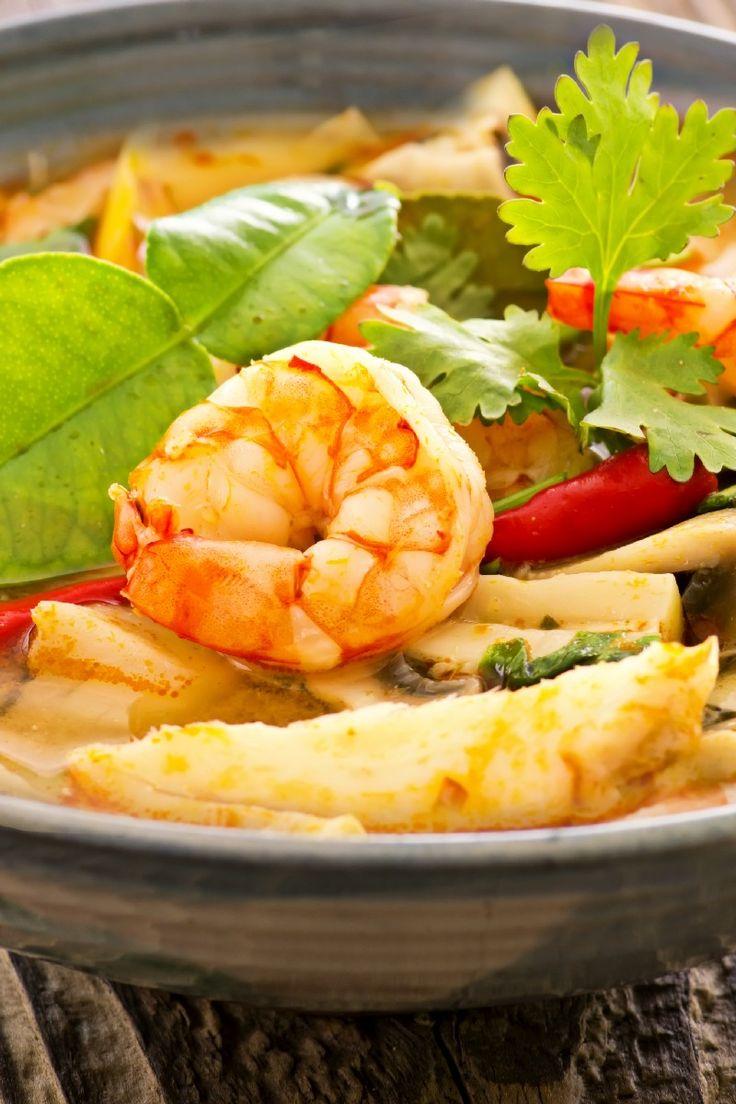 Zupa tajska (źródło: pinterest)