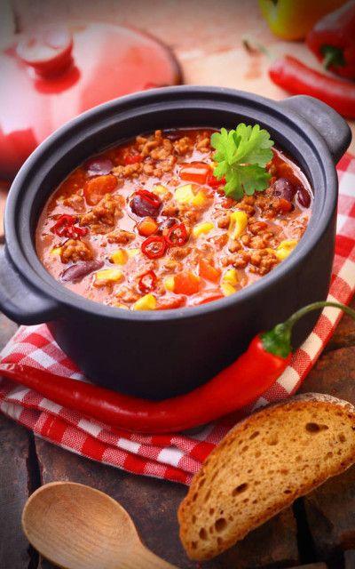 Chili con carne (źródło: pinterest)