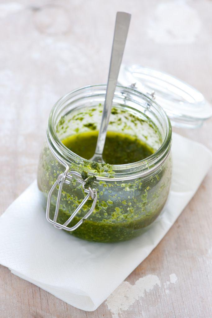 Pesto z bazylii (źródło: pinterest)