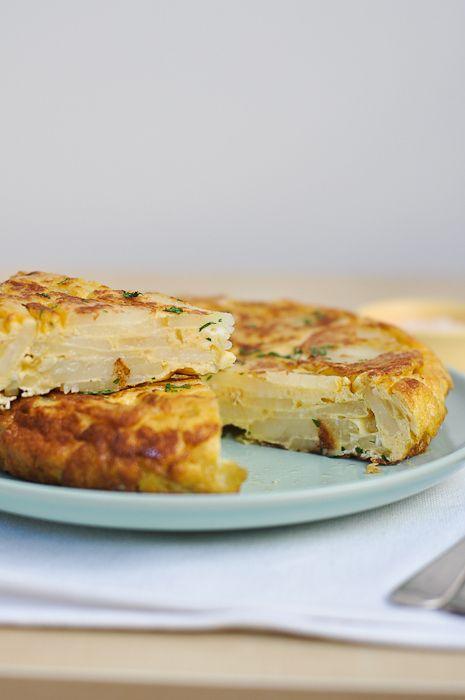 Tortilla espanola (źródło: pinterest)