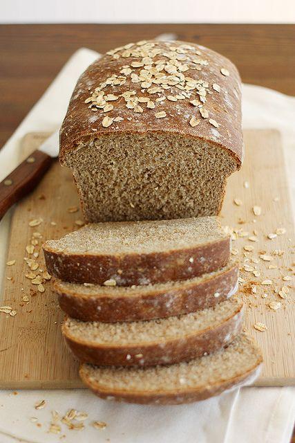 chleb owsiany (źródło: pinterest)