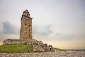 Wieża Herkulesa fot: Shutterstock