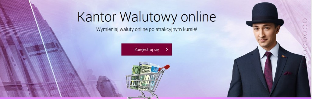 alior - kantor walutowy online