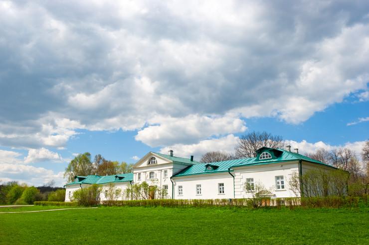 Posiadłość Lwa Tołstoja w Tuli