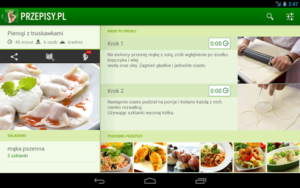aplikacje kulinarne